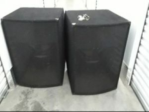 SUBWOOFER EXTREME VOICE 21 INCHES for Sale in Compton, CA