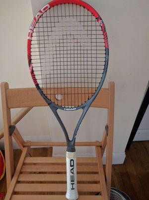 Head tennis racket for Sale in Jersey City, NJ