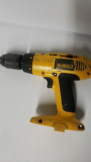"Dewalt Hammerdrill - 18volt 1/2"" VSR Cordless Adjustable Clutch Hammer Drill DW997 for Sale in Long Beach, CA"