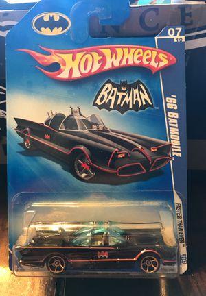 "HotWheels ""66 BatMobile"" for Sale in Des Moines, IA"