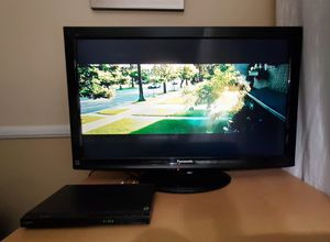 """✅ PANASONIC 37"""" & BLU-RAY for Sale in West Covina, CA"""