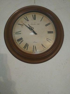 Old School Clock $10 for Sale in Houston, TX