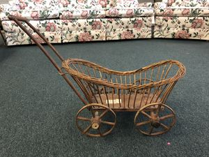 Antique wooden cart - Decorations for Sale in Largo, FL