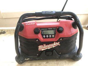 MILWAUKEE JOB SITE RADIO for Sale in Buford, GA