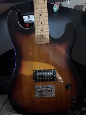 Davison electric guitar with amp for Sale in Red Lion, PA