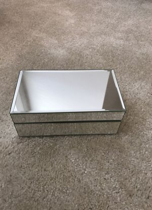 West Elm small jewelry box for Sale in Fairfax, VA