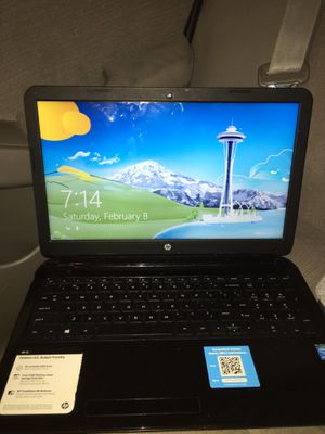 HP LAPTOP 15 for Sale in Schertz, TX
