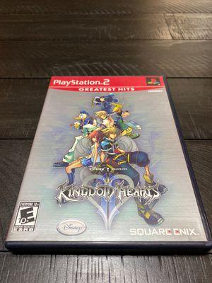 Kingdom Hearts 2 (PS2) for Sale in Corona, CA
