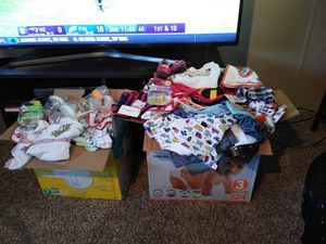 Baby boy clothes / 0-3 / 3-6 months for Sale in Lancaster, TX