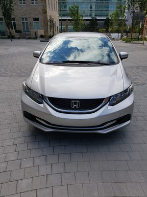 honda civic 2014 clean title new tyres for Sale in MIDDLE CITY WEST, PA