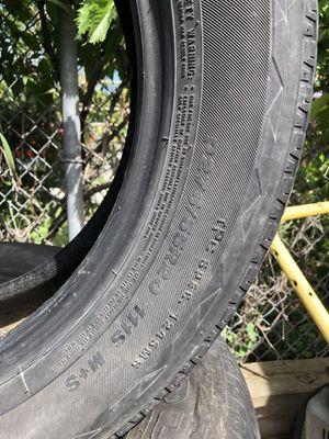 4 good tires off Yukon Denali for Sale in Wenatchee, WA