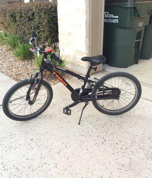 Boys trek bike, 20 in wheels. for Sale in Georgetown, TX