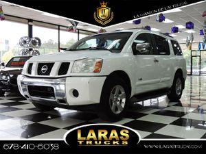 2007 Nissan Armada for Sale in Chamblee, GA