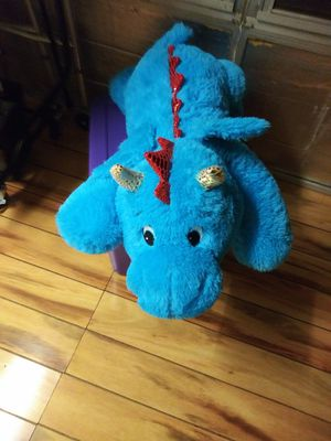 BLUE STUFFED ANIMAL for Sale in Palm Springs, FL