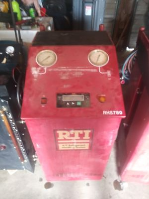 Automotive a/c recharge machine for Sale in Indianapolis, IN