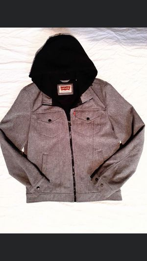 Levi men's jacket size small LIKE NEW for Sale in Southgate, MI