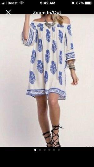 Off shoulder Boho Dress for Sale in Melbourne Village, FL