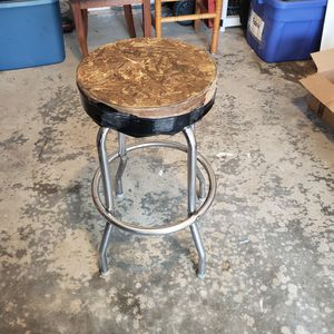 Vintage Bar Stool for Sale in Snohomish, WA