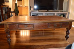 Coffee table and lamps for Sale in Dallas, TX