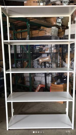 Heavy duty steel folding shelves for Sale in Dallas, TX