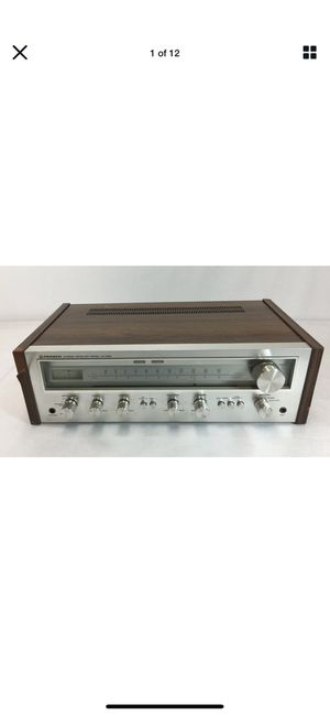 Vintage PIONEER Stereo Receiver SX-550 Collectible #6775 for Sale in Irvine, CA