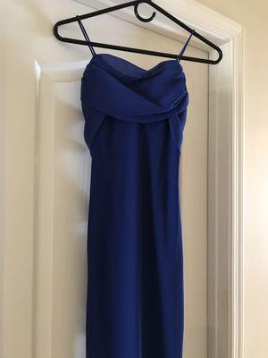 Royal Blue Formal Dress for Sale in Sterling, VA