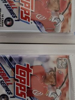 Topps 2021 Blister Pack Meijer Exclusive Lot Of 10 for Sale in Chicago,  IL