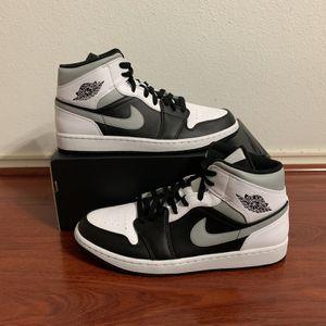 Air Jordan 1 Mid White Shadow Men's Size 11 for Sale in Houston, TX