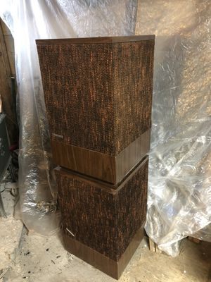 Vintage Bose 501 series lll for Sale in Oxford, MA