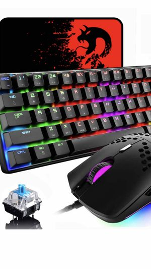 Gaming Keyboard and Mouse for Sale in Gilbert, AZ