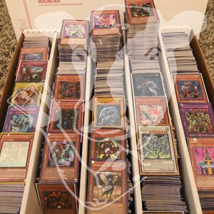 Yugioh 1000 Card Lot for Sale in Los Angeles, CA