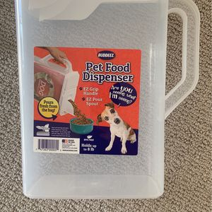 Pet Food Container for Sale in San Leandro, CA