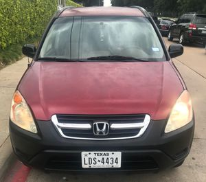 2003 Honda CRV for Sale in Dallas, TX