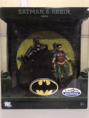 Batman & Robin figures for Sale in Perris, CA