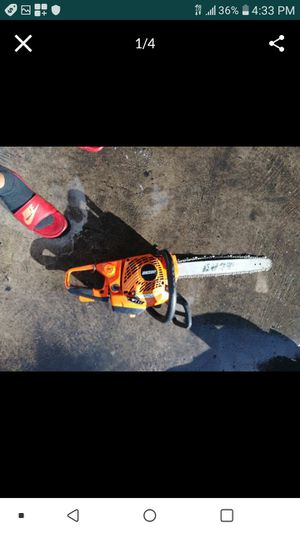 ECHO CS400 CHAINSAW 18INCHES🌟🔥💥👍👌👌 for Sale in Torrance, CA