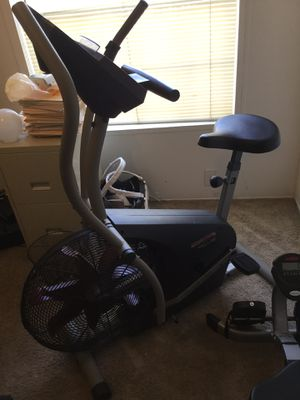 Pro Form Whirlwind Dual Action Exercise Bike for Sale in Flat Rock, MI