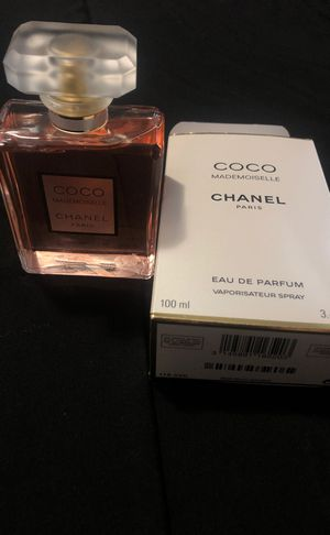 Coco Chanel perfume 100 ml for Sale in Allentown, PA