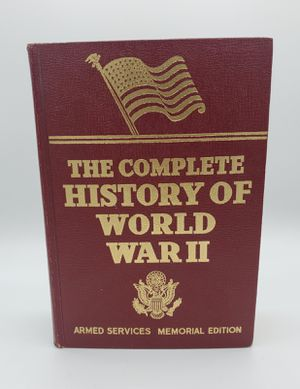 The Complete History of World War 2 Armed Services Memorial Edition for Sale in Westminster, CO