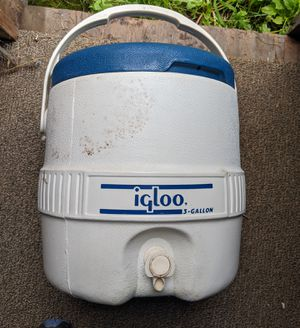 3 Gallon Igloo Cooler for Sale in Puyallup, WA