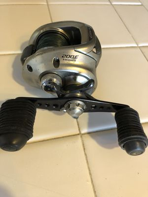 Shimano Citica baitcasting reel 200e Bass Fishing for Sale in Helendale, CA