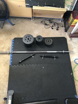 BUDGET Home Gym Essentials for Sale in Fairfax, VA