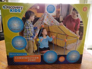 Discovery Kids Construction Fort for Sale in Guadalupe, CA