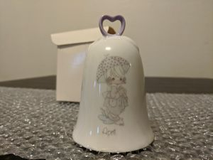 "Precious Moments 1988 ""APRIL"" Birthday Bell (unblemished) for Sale in Huntington Beach, CA"