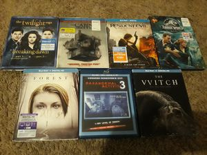Blu-Ray DVD Collection for Sale in Baker, LA