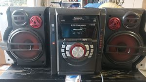 AWESOME-Panasonic CD Stereo System for Sale in Oregon City, OR