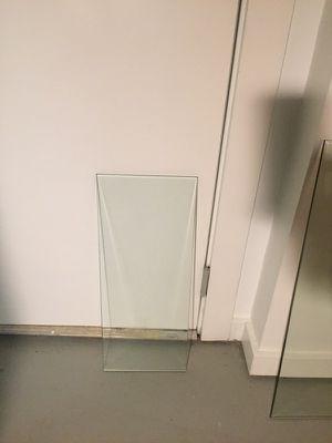 "3/8"" tempered glass shelves for Sale in Denver, CO"