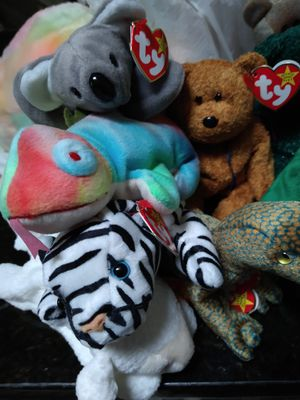 Original TY Beanie Babies Collection for Sale in Orlando, FL