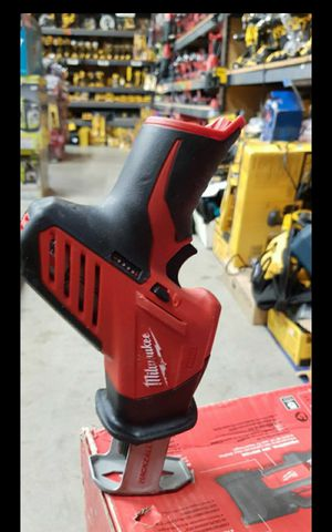MILWUAKEE M12 CORDLESS HACKZALL TOOL ONLY BRAND NEW for Sale in Colton, CA