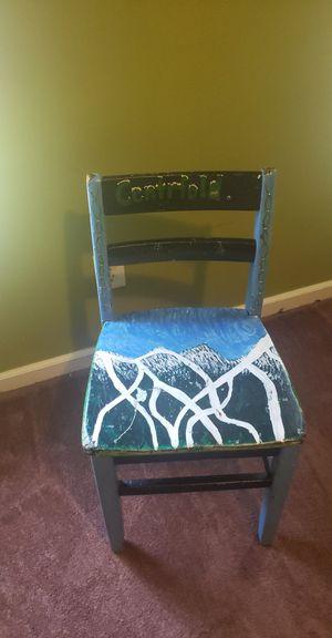 Kids Wooden Chair for Sale in Jonesboro, GA