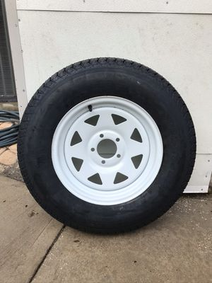 Trailer TIRE and WHEEL for Sale in Palm Harbor, FL